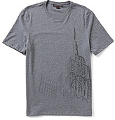 Michael Kors Empire State Graphic Tee