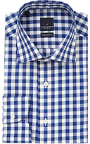 Daniel Hechter Check Tailored Fit Shirt, Blue/white