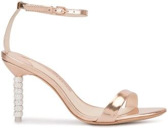 Sophia Webster Haley crystal heel sandals