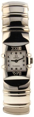 Omega 2012 pre-owned Constellation 34mm