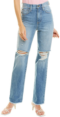 Alice + Olivia Amazing High-Rise Not Yours Boyfriend Fit Jean