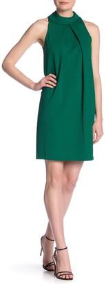 trina Trina Turk Straight Up Sleeveless Shift Dress