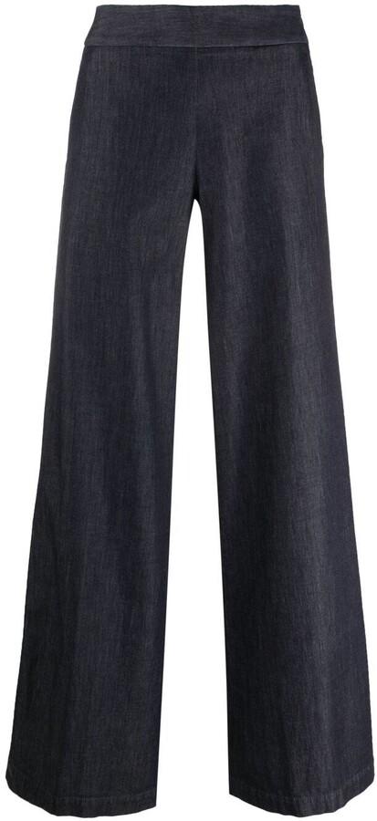 Pt01 Wide-Leg Trousers