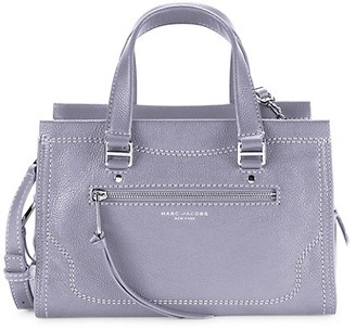 Marc Jacobs Cruiser Pebbled Leather Satchel