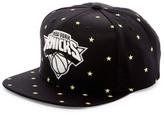 Mitchell & Ness Knicks Starry Night Glow-in-the-Dark Snapback