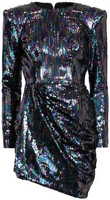 Alex Perry Iris sequined mini dress