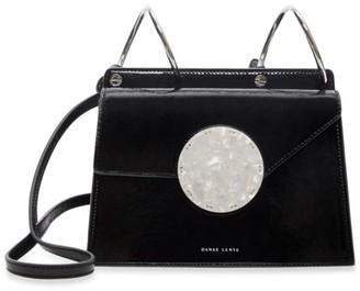 Danse Lente Phoebe Bis Accordion Patent Leather Bag