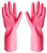 Latex Cleaning Glove Mackertop Kitchen Gloves Dishwashing Gloves Large Size L