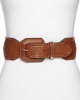 Lauren Ralph Lauren Cork Stretch Belt
