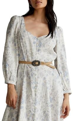 Polo Ralph Lauren Linen Day Dress