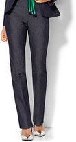 New York & Co. 7th Avenue Design Studio Pant - Modern - Leaner Fit - Grand Sapphire - Tall