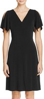 T Tahari Nikita Split Sleeve Dress