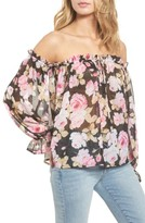 Yumi Kim Women's Dream On Off The Shoulder Top