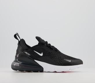 Nike 270 Trainers Black White