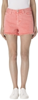 J Brand Gracie High-Rise Short In Glowing Blossom