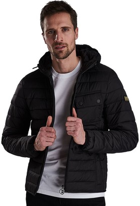 Barbour International Ouston Hooded Quilted Jacket - Men's