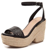 Restricted Fame Platform Espadrilles