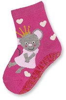 Sterntaler Baby Girls' Glitzer-Flitzer Air Maus Calf Socks,7