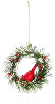 Bloomingdale's Wreath & Cardinal Ornament - 100% Exclusive