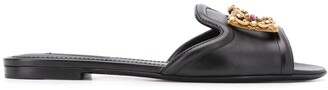 Dolce & Gabbana Amore sandals