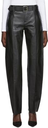 Vivo Pihakapi Black Leather Trousers