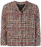 Alexander McQueen Wishing Tree tweed jacket
