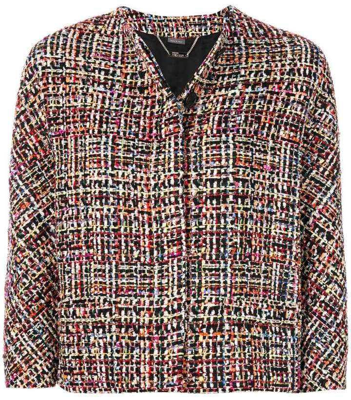 Alexander McQueen Wishing Tree tweed jacket
