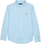 Ralph Lauren Striped Cotton Shirt 6-14 Years