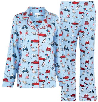 BedHead Murrys Day Out Long Sleeve Pyjama Set
