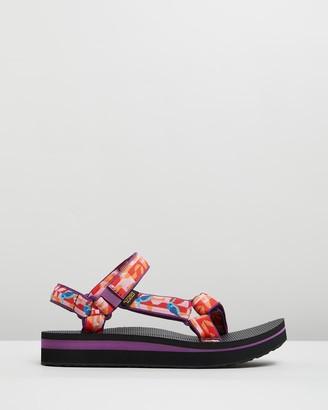 Teva Womens Midform Universal Sandals