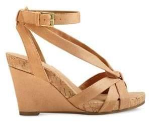 Aerosoles Fashion Plush Wedge Sandals