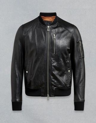 Belstaff Clenshaw Leather Jacket