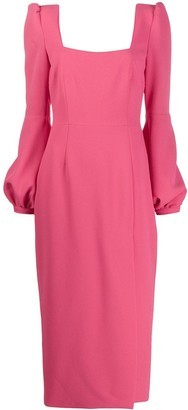 Racil Bishop Sleeve Dress