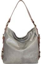Nino Bossi Women's Lotus Bloom Shoulder Bag
