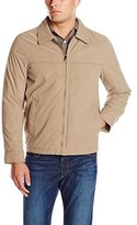 Dockers Micro-Twill Classic Zip-Front Jacket