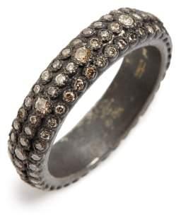 Armenta Old World Eternity Diamond Stack Ring