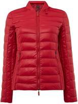 Armani Exchange Light Weight Jacket in royal Red