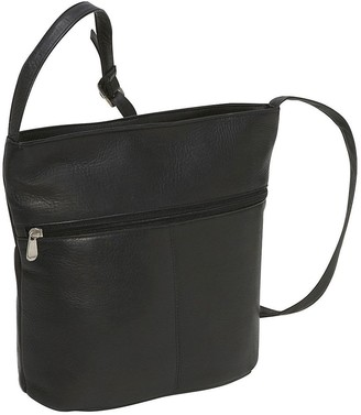 Le Donne Leather Large Bucket Tote