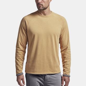 James Perse Y/Osemite Mesh Lined Sweatshirt