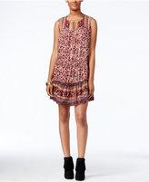 Lucky Brand Printed Shift Dress