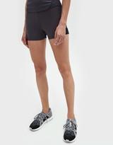 adidas by Stella McCartney Hot Yoga Shorts in Night Steel/Legend Blue