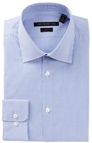 John Varvatos Mini Stripe Slim Fit Dress Shirt