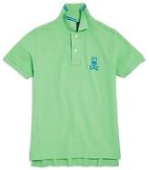 Psycho Bunny Boys' Tall Bunny Polo Shirt - Little Kid, Big Kid