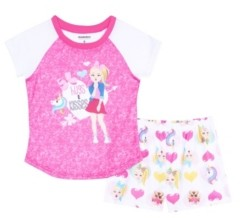 Jo-Jo Jojo Big Girls 2 Piece Pajama Set