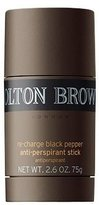 Molton Brown Re-Charge Black Pepper Deodorant Stick 75g - Pack of 2