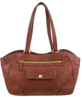 Prada Brown Leather Tote