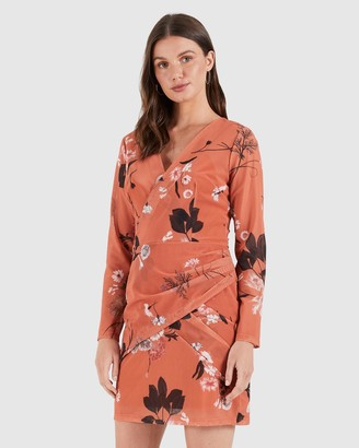 Cooper St Tango LS Mini Dress