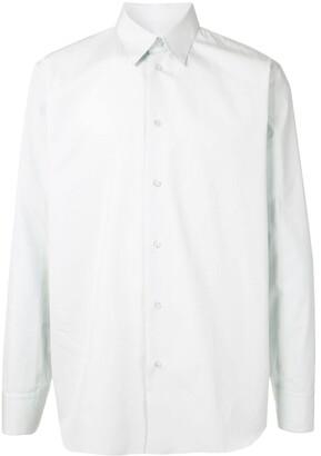 Jil Sander Pointed-Collar Long-Sleeved Shirt