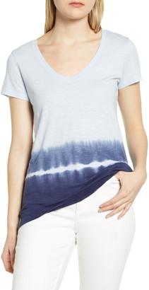 Caslon Dip Dye T-Shirt