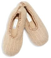 Arlotta Exclusively for Saks 5th Avenue Cashmere Ballet Slippers